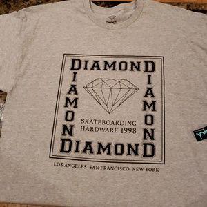 Diamond Supply Co Graphic Tshirt